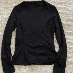 Brand New Lululemon Long sleeve Running Shirt